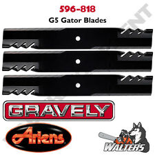 1(3) Gator Blades 596-818 for Gravely ZTXL & Ariens Zoom 54