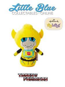 * Bumblebee * Transformers * Hallmark Itty Bittys Bitty * BNWT * Bumble bee