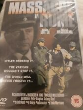 , Massacre In Rome [1975] [DVD], New, DVD