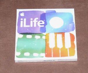 Apple iLife 11 -DVD- Free iLife 13 upgrade- iMove iPhoto Garageband MC623Z/A NEW
