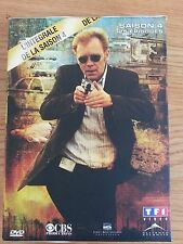 Coffret DVD Les experts Miami Saison 4