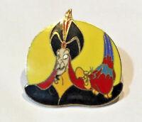 Disney Trading Pin #2341-Villain Jafar w/Iago the Parrot on Shoulder-Aladdin