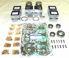 "WSM Outboard Mercury 150 Hp / 6 Cyl. 3.125""  Rebuild Kit (Top Guided) 7441A32,"
