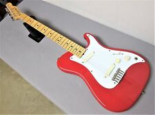 1981 / 1982 Series 1 Fender Bullet Electric Guitar Red USA 80's American NICE!!!