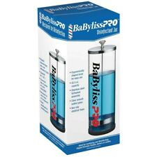 Babjar Babyliss Pro Disinfectant Jar 45 Oz Capacity of 45.5 oz (1.35 L)