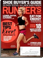 Runner's World - 2015, September - Shoe Buyer's Guide, Best Running Tips Ever!