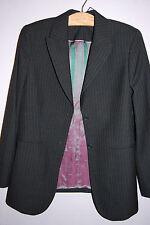 Crave UK Maternity Pinstripe Suit Jacket - XLarge (US) SIze 14