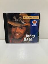 Signature Series by Bobby Bare (CD, CMG Records)