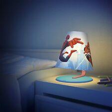 Children's Spider-Man Bedroom Lighting
