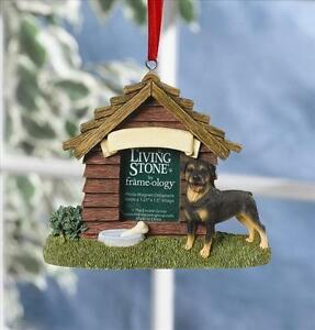 Rottweiler Personalised Decoration - Magnet - Ornament
