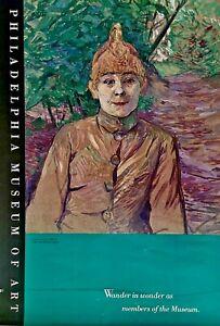ART POSTER, Painting 'LA CASQUE D'OR', BY TOULOUSE-LAUTREC, PHILADELPHIA MUSEUM