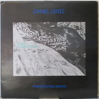 DANIEL LENTZ Point Conception LP Contemporary Classical w/ Arlene Dunlap, pianos