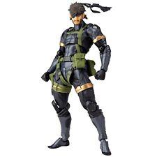 Revoltech Yamaguchi No.131 Metal Gear Solid Peace Walker SNAKE Figure KAIYODO