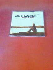 AVRIL LAVIGNE Nobody's Home 3 Track CD Single + Video!
