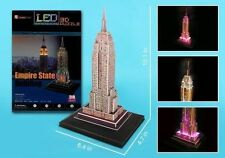 Emipre State Building 3d Puzzle V.ravensburger W.neu