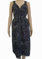 Unbranded Animal Print Sleeveless Dresses Midi