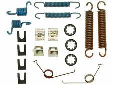 Fits 1982-1985 Renault Fuego Drum Brake Hardware Kit Rear Raybestos 59899WM 1983