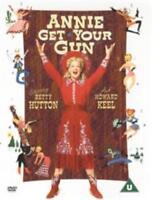 ANNIE GET YOUR GUN 1950 HOWARD KEEL BETTY HUTTON WARNER UK REGION 2 DVD L NEW