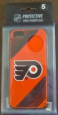 Philadelphia Flyers NHL 3D Protective Apple Iphone 5 Cover Case