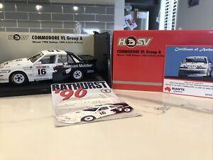 1:18 Biante Holden HRT VL #16, Grice/Percy 1990 Bathurst 1000 winner
