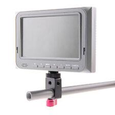 Cámara SLR Abrazadera De Varilla única camvate 15mm 1/4 hilos de montaje de plataforma para D Monitor De Luz