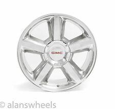 "4 NEW GMC Sierra Yukon Denali Polished 20"" Wheels Rims Free Shipping 5308"