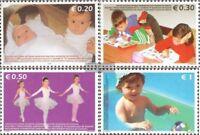 Kosovo (UN-verwaltung) 50y-53y (kompl.Ausg.) postfrisch 2006 Kinder
