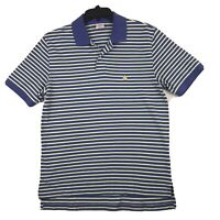 Brooks Brothers Mens Performance Polo Shirt Original Fit Size M Blue