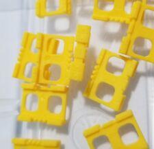 LEGO 5 Yellow Batman Minifigure Utility Belts 70901