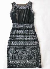 New listing Vintage Glass Beaded Velvet Dress Circa 1920s 1930s Size Small Glass Beads S