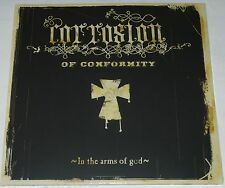 CORROSION OF CONFORMITY in the arms of god LP Dbl * RED * Vinyle + ST CD NEW