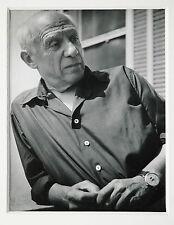 Pablo Picasso Haus in Vallauris Fotografie Bromsilbergelatine Georg Göbel 1955