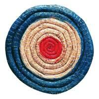 Zielscheibe Herbertz Strohzielscheibe Durchmesser 65 cm & 6 cm dick Bogensport