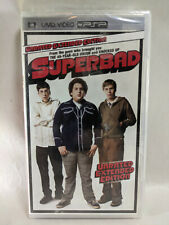 UMD Superbad (UMD, 2007, Unrated; Extended Cut) Brand New Sealed