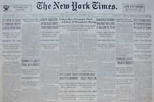 12-1933 December 18 CUBANS BURN NEWSPAPER PLANT COMMUNIST UKRAINIAN RIOT CHICAGO