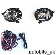 VW GOLF MK6 6 touran jetta tiguan caddy Luci Fendinebbia LAMPADINE LUMINOSE L &