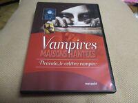 "DVD NEUF ""DRACULA, LE CELEBRE VAMPIRE"" documentaire"