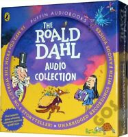 Roald Dahl Audio Book Collection 16 Unabridged Children's Stories on MP3 CDs New