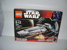 LEGO  STAR WARS 7663 SITH INFILTRATOR/ LIMITED EDITION /  SEALED / RETIRED