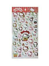 [Daiso] Hello kitty sticker Japan Daiso Limited