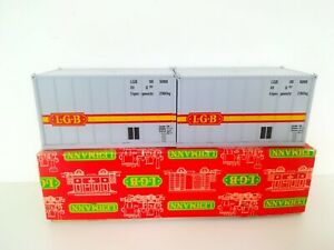 LGB**4069/1**Container-Set**OVP**Spur G