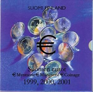 pièce 2 CENT 2000 FINLANDE BU scellée