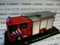 PDP65G 1/57 DEL PRADO Pompiers du Monde Autopompe DENNIS 1997 Belgique