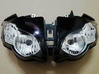 2009 Headlamp Light CBR1000RR 2008-2011 Headlight Assembly 2010 Front For Honda