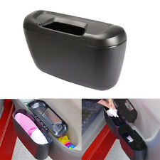 Portable Mini Auto Car Vehicle Trash Garbage Dust Case Holder Rubbish Can Box