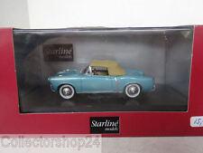 Starline : Fiat 1100 TV Light Blue  - 1959 - STA526043