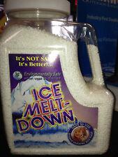 Ice Melt Pet Safe , Environmentally safe 8lb shaker jug FREE SHIPPING