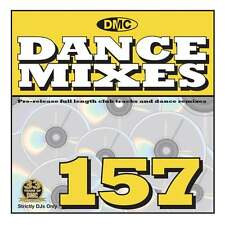 DMC Dance Mixes Issue 157 Music DJ CD Club Tracks & Dance Remixes