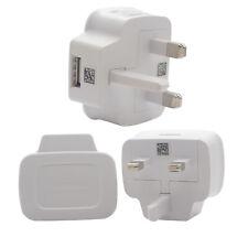 Samsung ETAOU71XWE USB 3 Pin UK Travel Adapter White For Galaxy Ace3,A3,A5,J3,J5