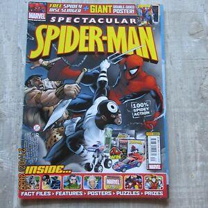 Marvel comics Spectacular Spiderman #140 (4th October 2006)